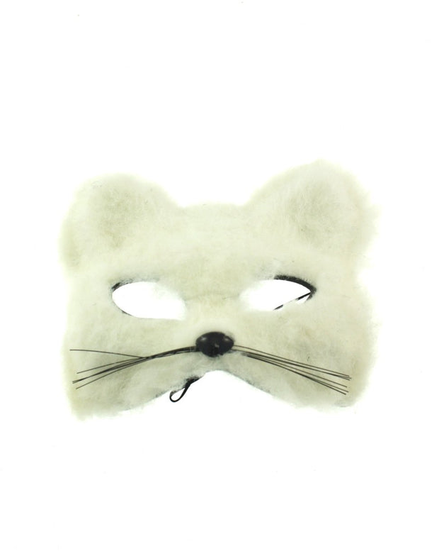 Fur Cat Mask