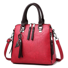 Load image into Gallery viewer, Vintage Tassel Crossbody Handbag
