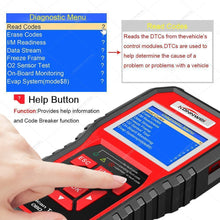Load image into Gallery viewer, Professional OBD2 Scanner Premium Grade Diagnostic Tool(Free Shipping)