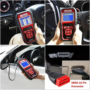 Professional OBD2 Scanner Premium Grade Diagnostic Tool(Free Shipping)