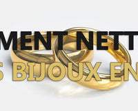 Nettoyer Bijoux en Or