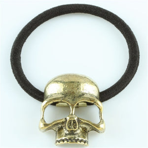 Skull Hair Elastics Hair Accessories from Blood Moon Gothic