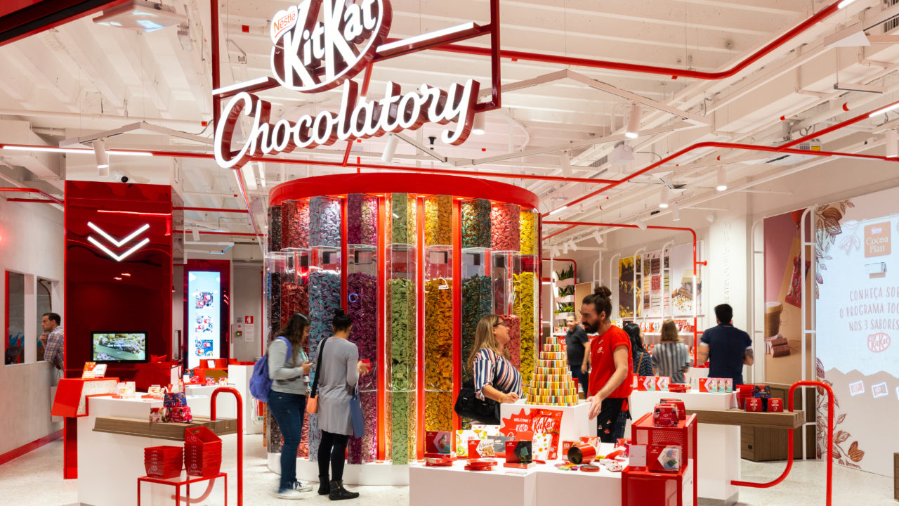 KitKat Is Opening A Specialty Store In Sydney With 30,000 Flavour Combinations