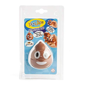 Smiling Poo Stress Relief Ball