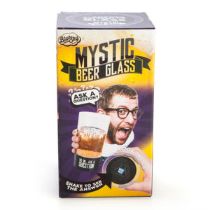 Mystic Beer Glass