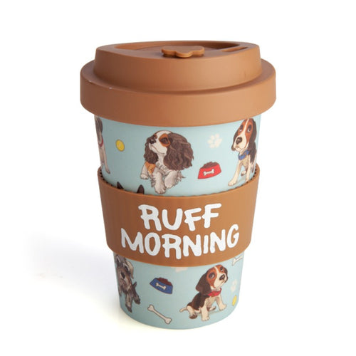 Dog Lovers EcoGo Bamboo Cup