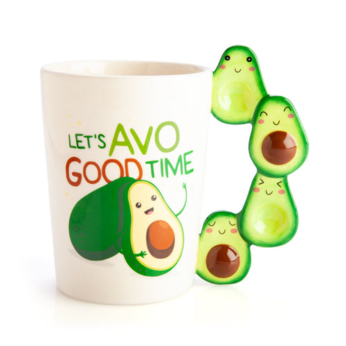 Let's Avo Good Time Mug