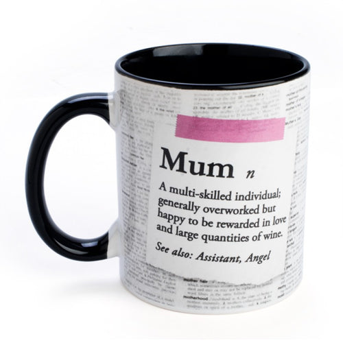 Mum Definition Coffee Mug