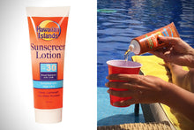 Load image into Gallery viewer, Sneaky Sunscreen Flask