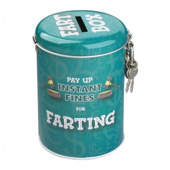 Instant Farting Fine Money Tin