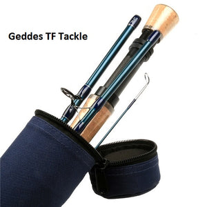 GTFT Fly Fishing Rod 10ft Carbon fiber Fast Action Fly Rod With Cordura Tube