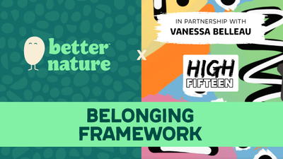 HOW DID WE CREATE OUR BELONGING FRAMEWORK?