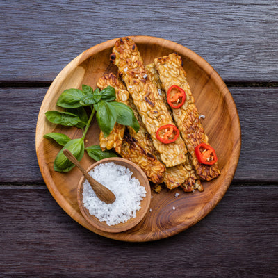 SO, WHAT EXACTLY IS TEMPEH?