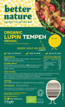 Load image into Gallery viewer, Organic Lupin Tempeh