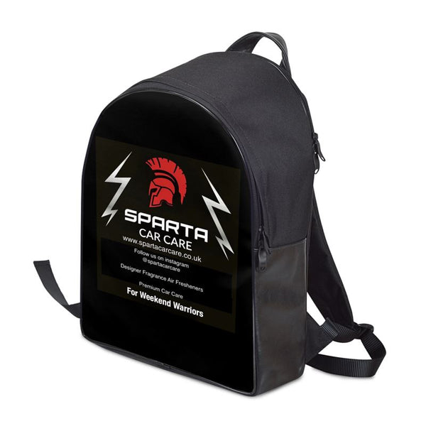Sparta Car Care Back Pack - sparta-car-care