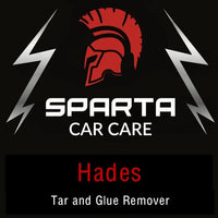 Tar and Glue Remover - Hades From Sparta Car Care