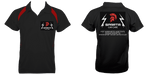 Sparta Car Care Polo T-Shirt Black - sparta-car-care