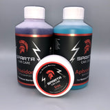 Wash and Wax Bundle - Aphrodite Snow Foam - Poseidon Shampoo - Eros Wax - sparta-car-care