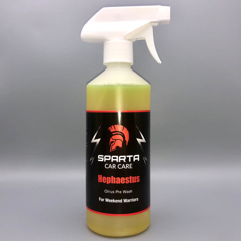 Citrus Pre Wash - Hephaestus - sparta-car-care