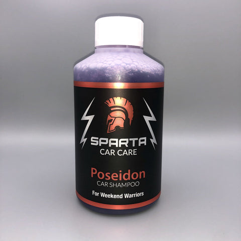 Cherry Car Shampoo - Poseidon - sparta-car-care
