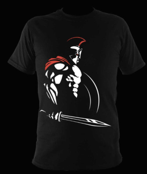 Sparta T-Shirt - Spartan Warrior - sparta-car-care