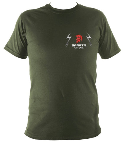 Sparta T-Shirt Choose your colour