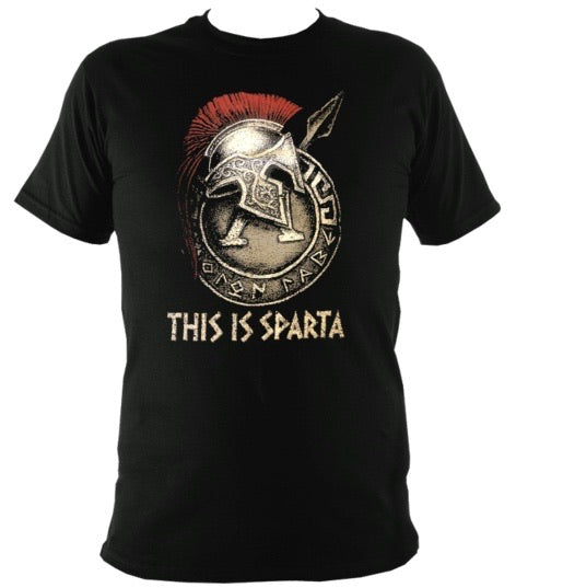 This is Sparta T-Shirt - sparta-car-care