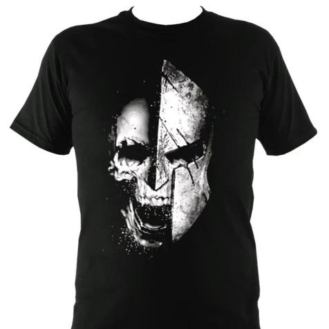 Sparta Skull T-Shirt - sparta-car-care
