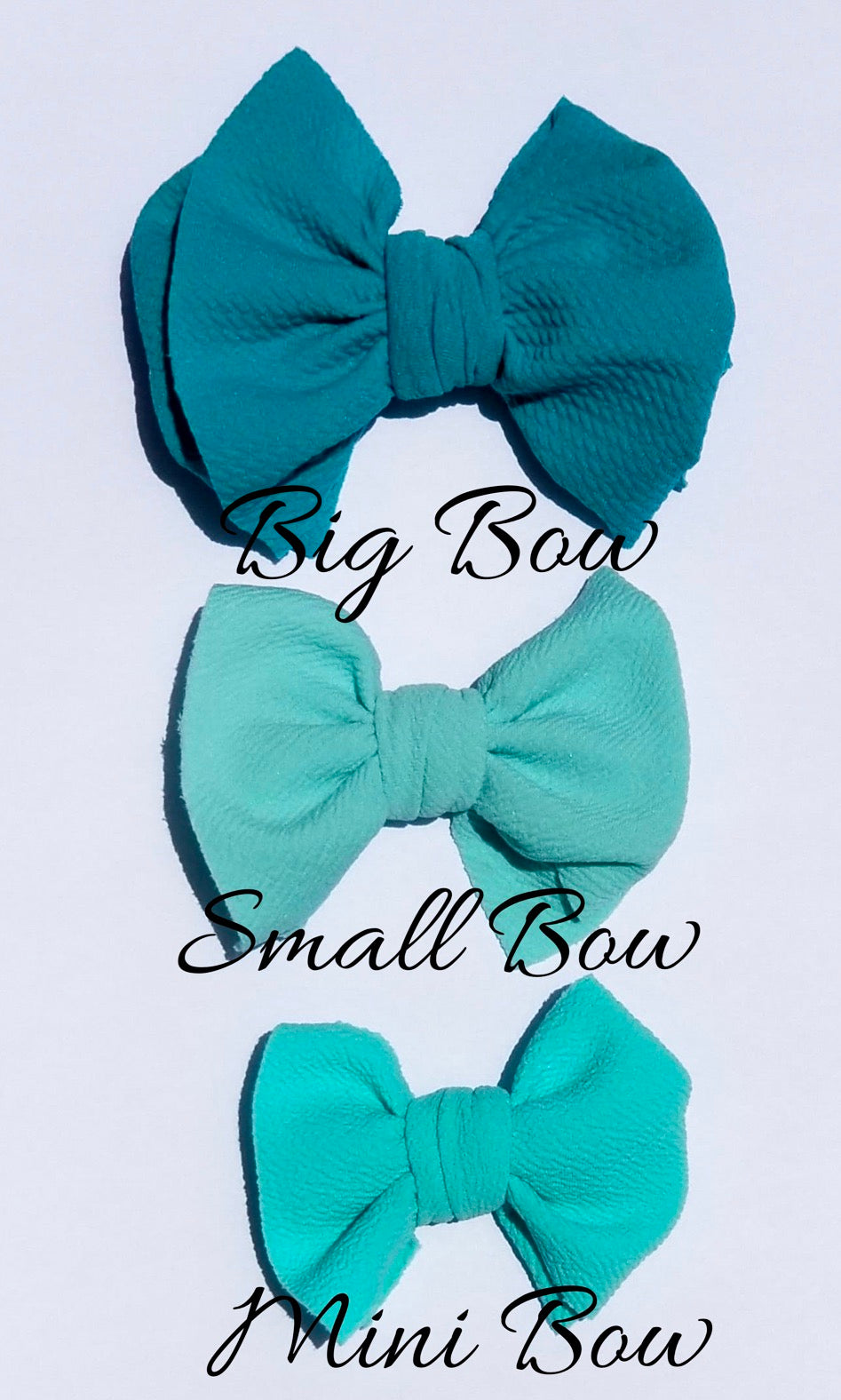 Small Bow(solids)