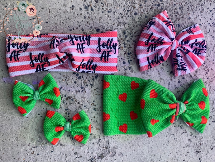 Christmas Collection Bows