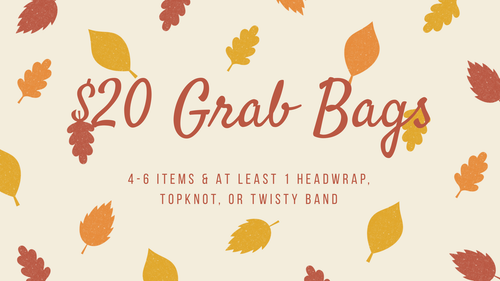 $20 Grab Bag Sale
