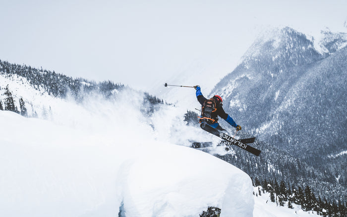 Ski Touring in British Columbia