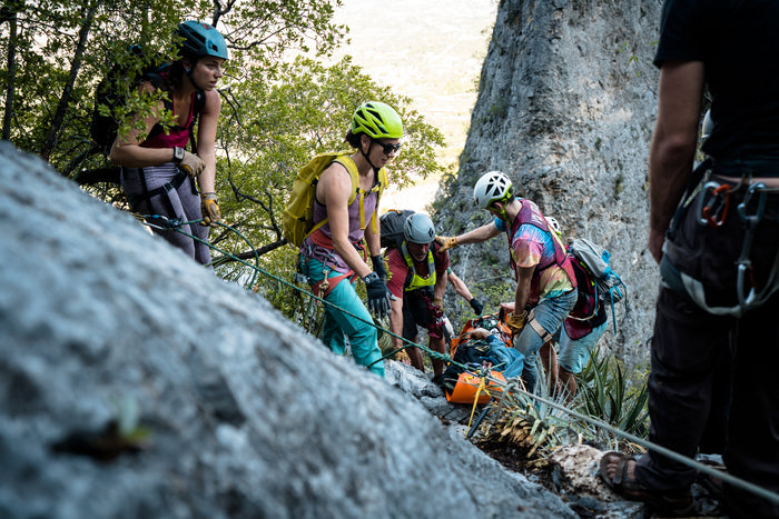 """The Worst Case Scenario, But Worse""—Volunteers Save Climber After 130-foot Fall"