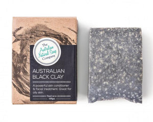 Australian Black Clay Soap