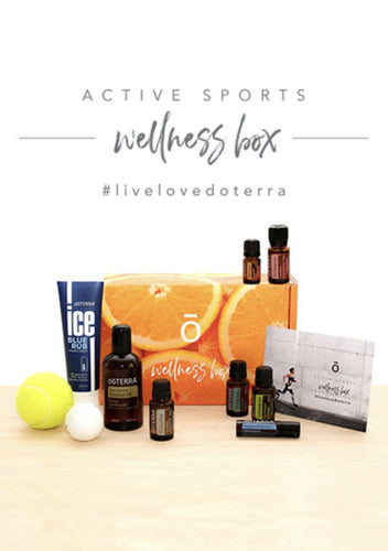 dōTERRA | Active Sports Wellness Box