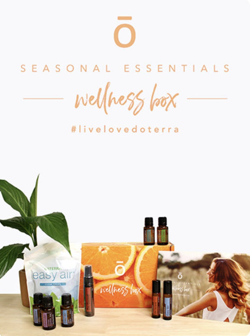 dōTERRA | Seasonal Wellness Kit