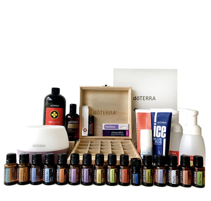dōTERRA | Nature's Solutions Enrolment Kit