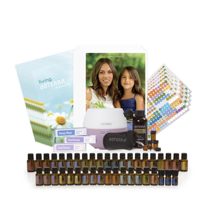 dōTERRA | Oil Sharing Enrolment Kit