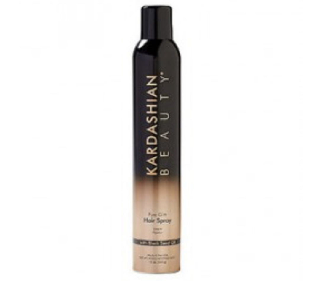 Kardashian Beauty | Pure Glitz Hair Spray 340g