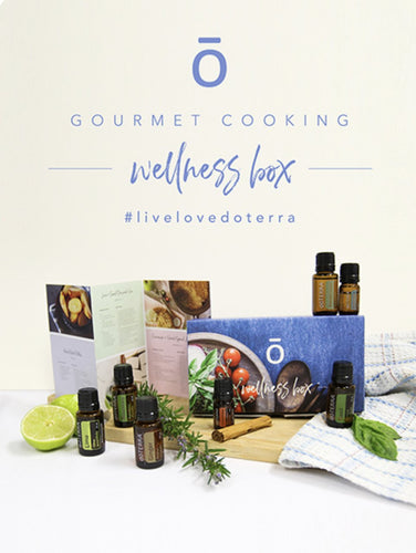 dōTERRA | Gourmet Cooking Wellness Box