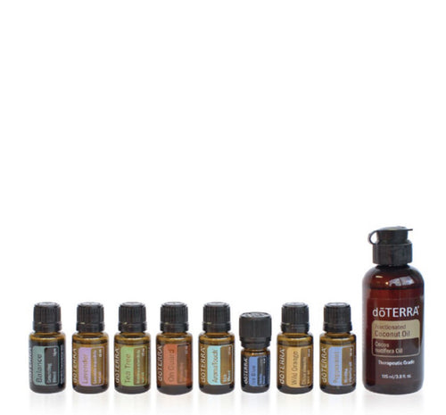 dōTERRA | Family Essentials Kit with Smart & Sassy