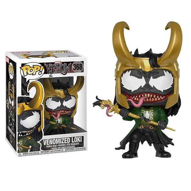 Venomized Loki