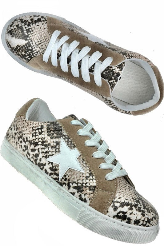 Goody Two Shoes Snake Print