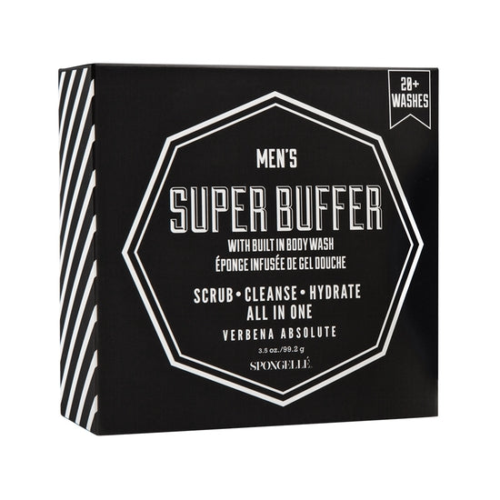 Men's Super Buffer (Verbena Absolute) 20+ Washes