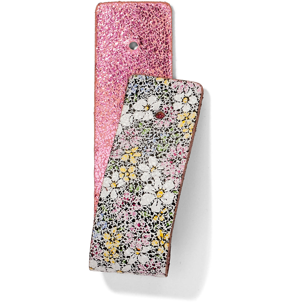 Christo Narrow Strap FLORAL/PINK