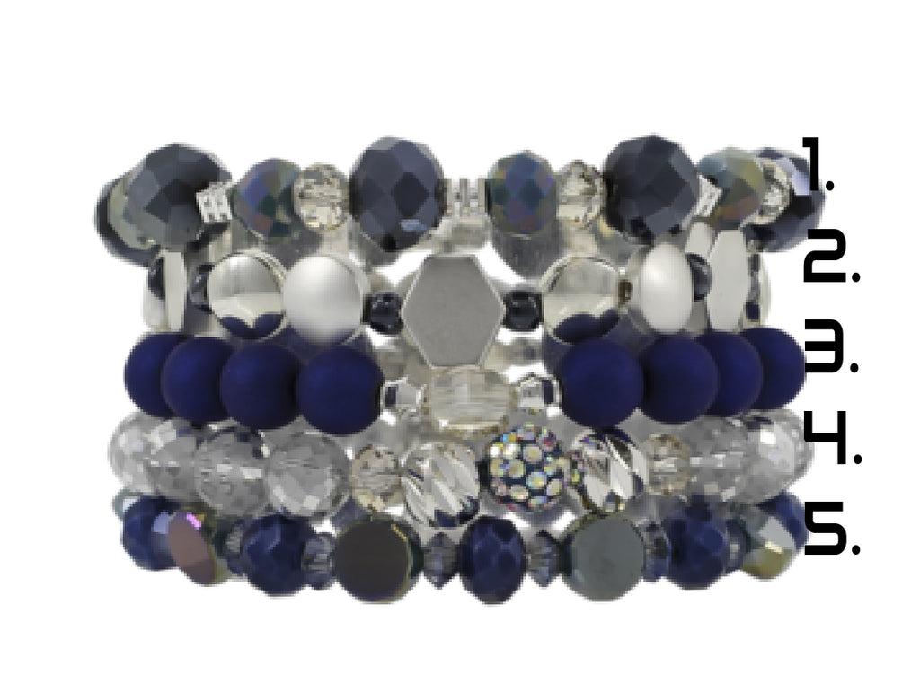Brooklyn Erimish Bracelet Stack