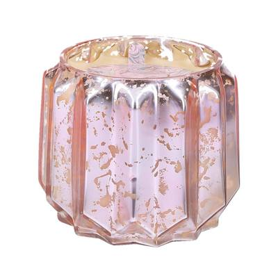 Sweet Grace Accordion Blush Mercury Jar
