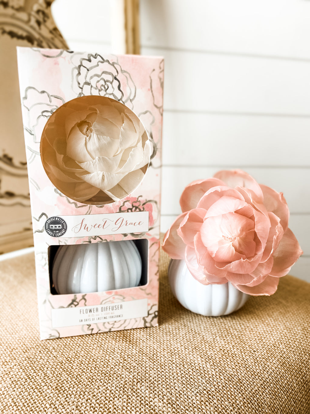 Sweet Grace Flower Diffuser