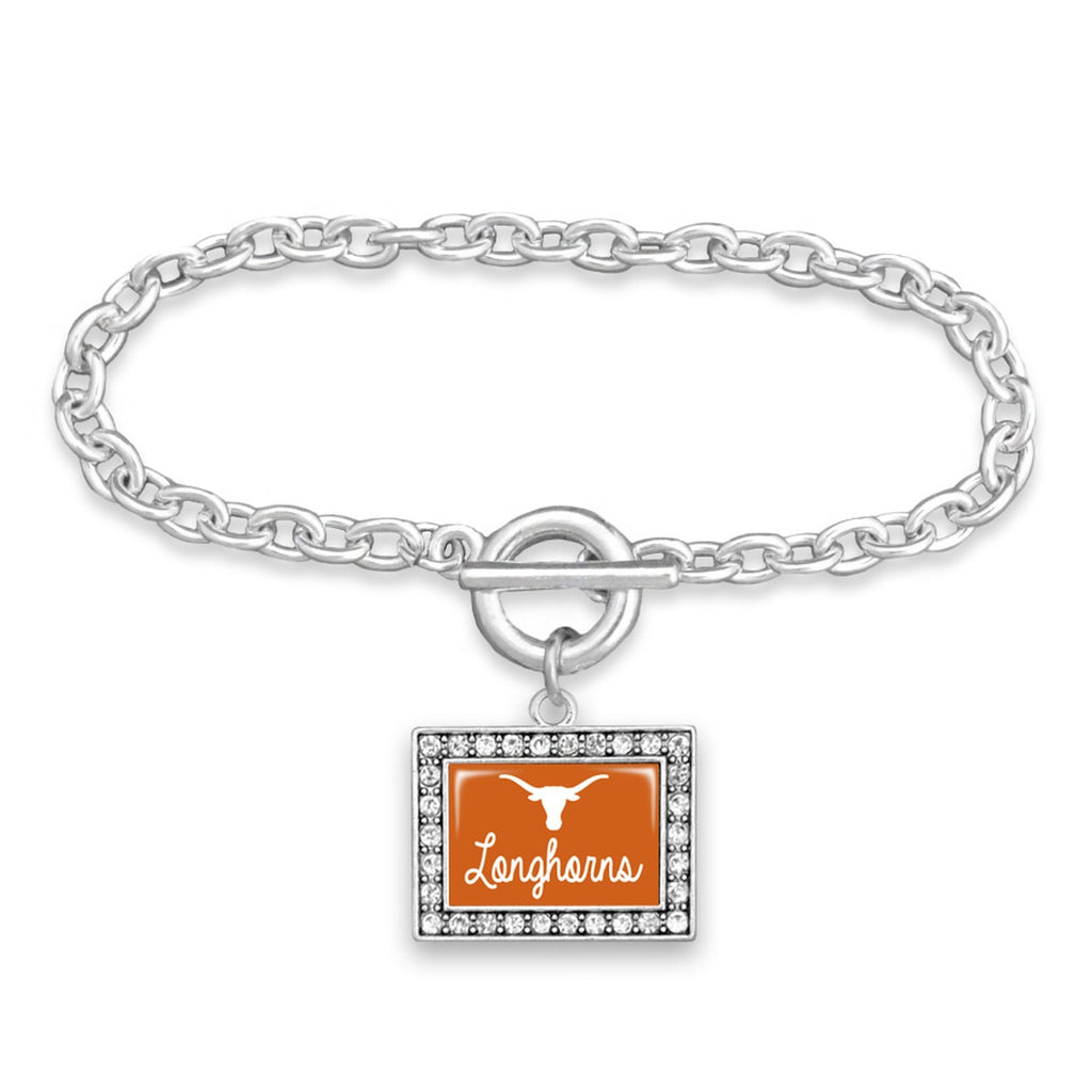 Texas Longhorns Bracelet- Ellie