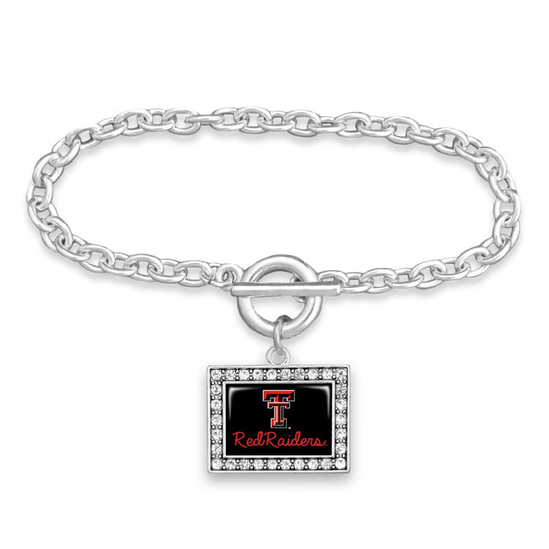 Texas Tech Raiders Bracelet- Ellie